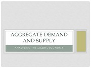 15_Aggregate Demand and Supply