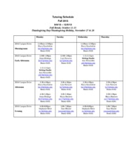 Fall+2013+Tutoring+Schedule