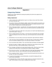 associate level material 5 essay