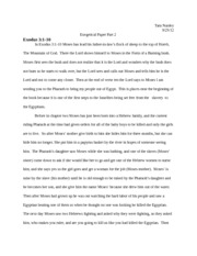 Exegetical paper part 2