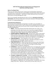 Strickland GLST 220 Guidelines and Expectations.docx