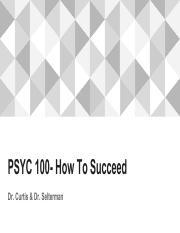 PSYC 100- How To Succeed.pdf