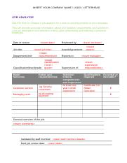 Job analysis template-2.doc