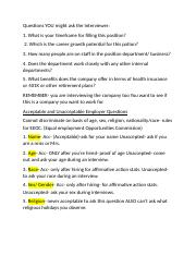 Questions YOU might ask the Interviewer.docx