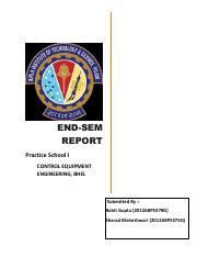 2012A8PS379G End-Sem Report PS1 - CEE,BHEL.pdf