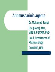 3 Antimuscarinic agents.ppt