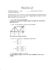 Sample Test _2 Solutions