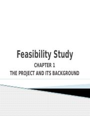 3 Feasibility Study Chapter 1 - Project Background.pptx