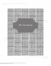 The Tea-Room_Chapter 4 from The Book of Tea, 51-72 (1)