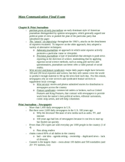 Mass Communication Final Exam