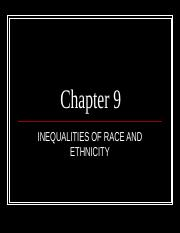 Chapter+9+RACE+AND+ETHNICITY.pptx