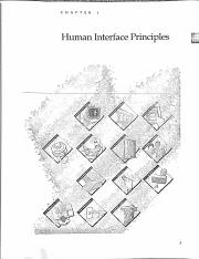 Mac Human Interface Principles