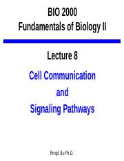 Lecture_8_Cell communication and signaling.pptx
