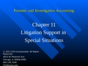 6Ed_CCH_Forensic_Investigative_Accounting_Ch11
