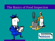 Lecture 11 Basics_of_Food_inspections_2009