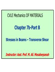 Chapter 7-b Stresses in Beams-Transverse Shear.pdf