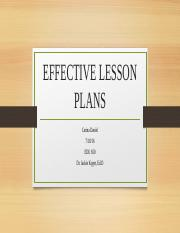 Effective Lesson Planning.pptx