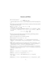 math answers