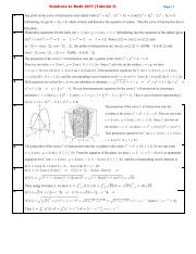 Solutions to Math 2011 (Tutorial 3).pdf