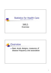 Health Statistics_Unit_2_2 slides per page