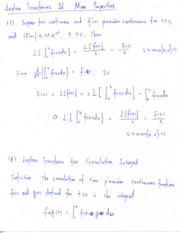 Lecture 6- Laplace Transforms IV