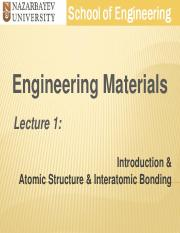 Week 1 - L1 Introduction and Atomic Structure.pdf