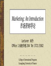 Chapter 01 Introduction to the Unit & The Marketing Concept and Business Orientations.ppt