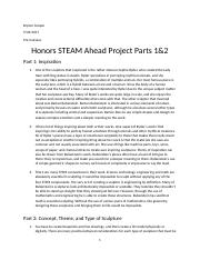 Calculus Semester Project Parts 1&2.docx