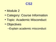 CS2_02_AcademicMisconduct
