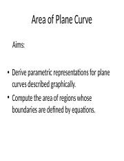 Area_and_Length_of_Plane_Curve.ppt