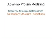 abInitionModeling