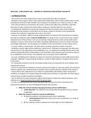Chapter 10 - Modifying Employment Contracts.docx