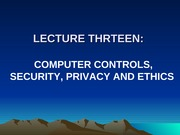 LECTURE_THIRTEEN_2011