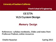 Unit6-Memory-EE577A-Nazarian-Spring13(4)