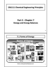 Part2_Ch7_Energy Balances