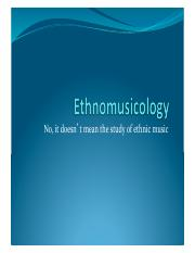 Lecture.Week07.Ethnomusicology01