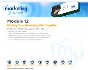 MarketingYourself_Module12_2013
