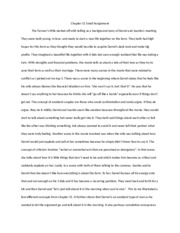 PSY BEH 173S: The Farmer's Wife Assignment (Zinger)