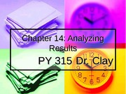 chapter 14_Clay slides