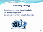 Marketing Strategy (Presentation)