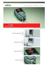 -C2K Reusable Electronic Security Seal Leaflet