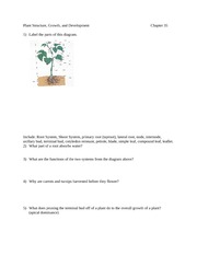 AP_Bio_Chp_35_36_and_37