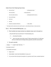 EHC Driections Assignment 2.docx