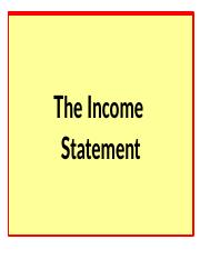 Week 4 The Income Statement (1).pptx