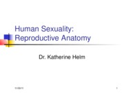Human Sexuality Chapter 2