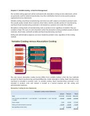 Ch 5 Variable & Absorption Costing.docx