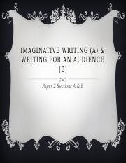 Imaginative_Writing-Writing_to_an_Audience.pptx