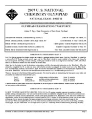 acs general chemistry exam pdf
