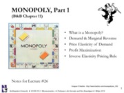 W13 MIC 26 Monopoly Part 1 POST