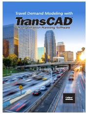 CE 451 Homework 02 - TDM with TransCAD - Travel Demand Modeling with
